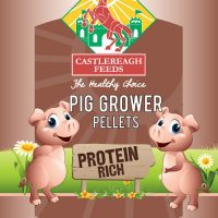 Pig Grower Pellets