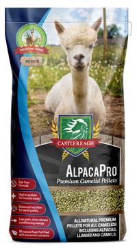 Alpaca & Sheep Feed